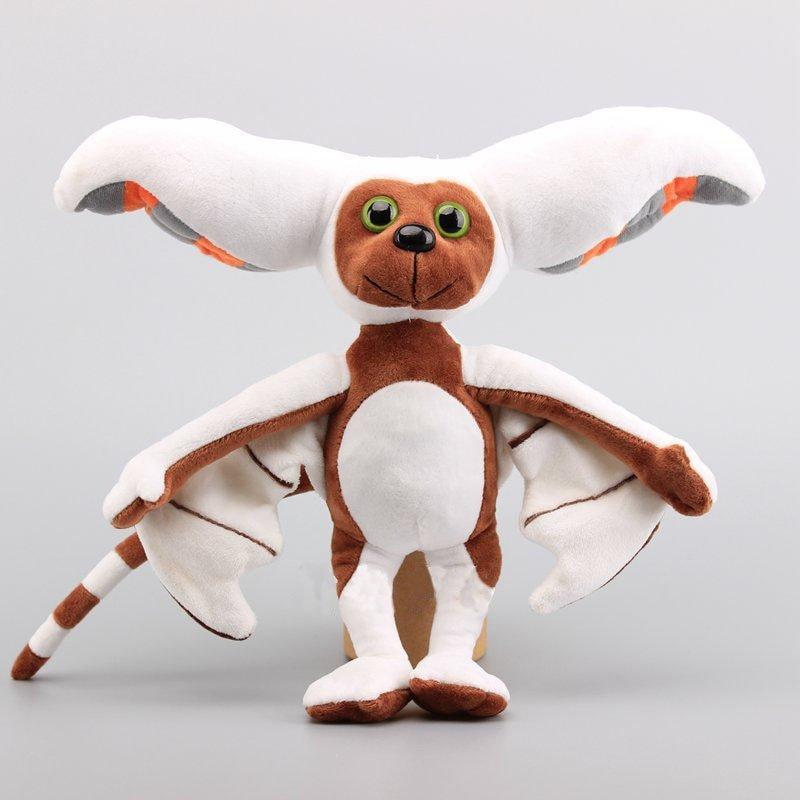 53cm Big Size Anime Kawaii Avatar The Last Airbender Appa Plush Toys Tv Series Momo Plush Appa Avatar Stuffed Dolls Kids Toys